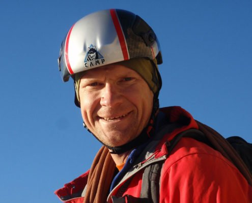 Jeff Witt, IFMGA guide, Montana Alpine Guides