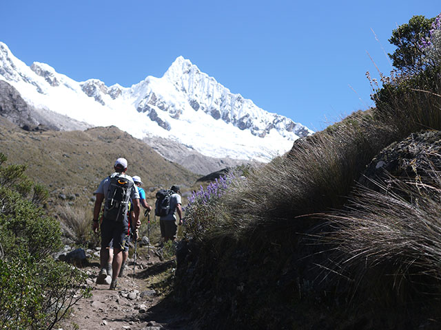 Alpamayo, Peru, guided climb, montana alpine guides