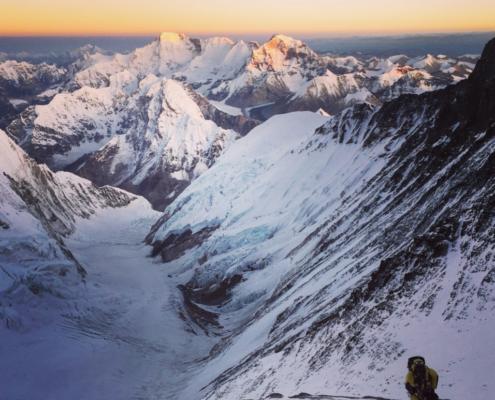Everest, Lhotse, Montana Alpine Guides, Bozeman, Mountaineering
