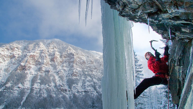 Hyalite Canyon, mixed climbing, ice climbing, climbing guides, montana alpine guides