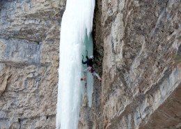 mixed climbing, lockhorn, superfly, pilot creek ice, first ascent