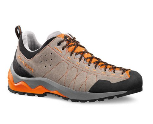 Scarpa shoe review, climbing guides, AMGA, IFMGA