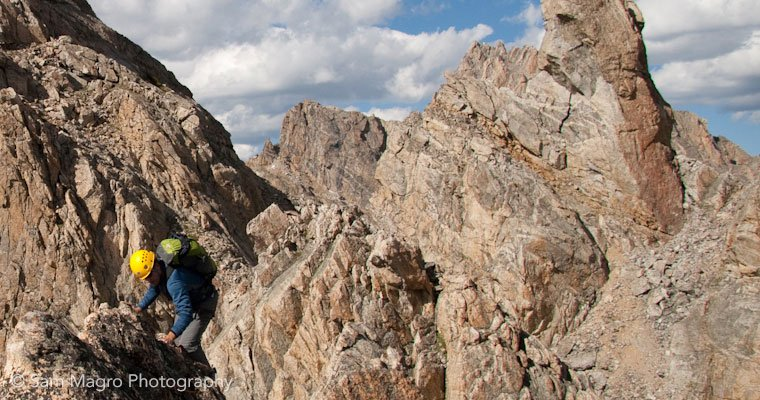 alpine rock, classes, adventures, families, big sky, bozeman, climbing,
