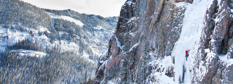 Hyalite Canyon, ice climbing, flanders, adventure, montana, big sky, bozeman