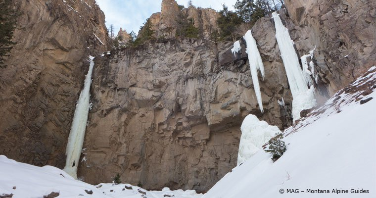 Ice Climbing, Cody, Wyoming, Climbing Guides, Ice Climbing guides, conditions, ice