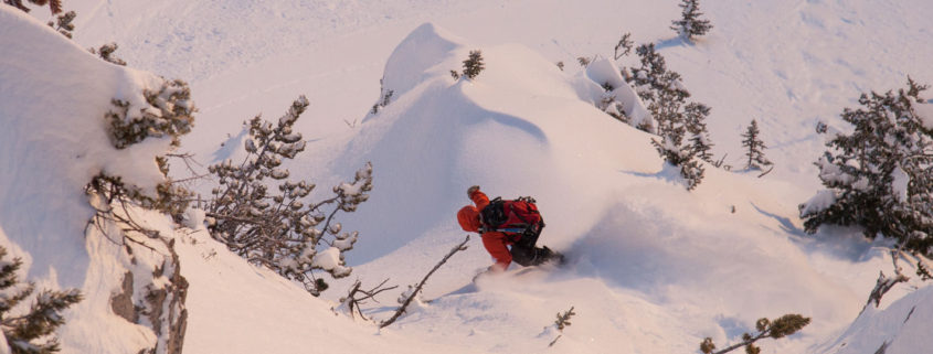 Backcountry Skiing, Bozeman, Big Sky, Montana Alpine Guides, Ski guides, Backcountry ski guides, powder turns